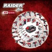 Промоция машини RAIDER R20 System