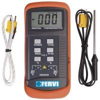 Дигитален термометър за готвене със сонда FERVI T063