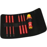 Комплект отвертка с накрайници WERA KK VDE 7 - 7 части