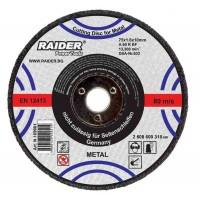 Карбофлексов диск RAIDER 115x22,2 mm