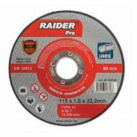 Карбофлексов диск RAIDER 115x1,0x22,2 mm