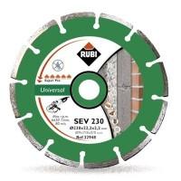 Диамантен диск RUBI Universal SEV 180x22.23x7 mm