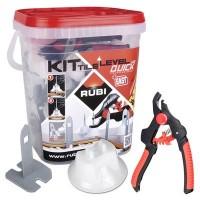 Система за нивелиране на плочки RUBI Quick - 201 броя