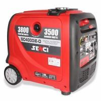 Генератор за ток инверторен SENCI SC4000iE-O