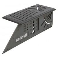 Шаблон за измерване на ъгли за триизмерни детайли WOLFCRAFT