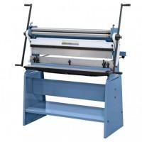 Комбинирана листоогъваща машина BERNARDO 1016