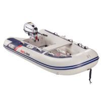 Надуваема лодка с алуминиево дъно HONDA T25AE3