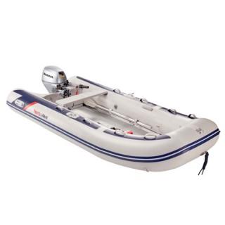 Надуваема лодка с алуминиево дъно HONDA T35AE3