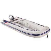Надуваема лодка с алуминиево дъно HONDA T40AE3