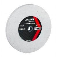 Диск бял за шмиргел RAIDER 200 mm