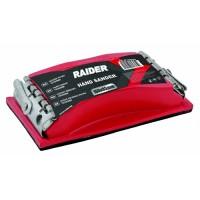 Ръчен шлайф RAIDER 160x85 mm