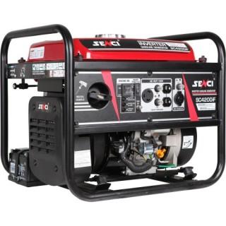 Инверторен генератор SENCI SC-4200iF