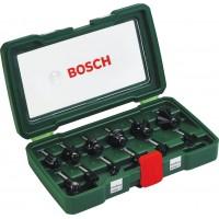 Комплект фрезери 12 броя BOSCH