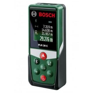 Лазерна ролетка BOSCH PLR 30C