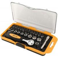 Комплект битове и вложки TOLSEN - 38 броя
