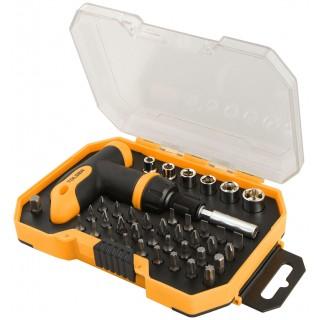 Комплект битове и вложки TOLSEN - 41 броя