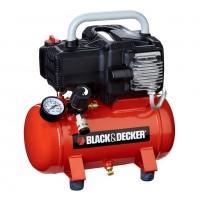 Бутален компресор Black&Decker BD195/6 NK