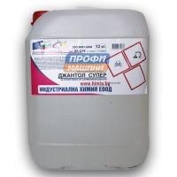 Препарат за миене на алуминиеви джанти ДЖАНТОЛ СУПЕР - 12 кг