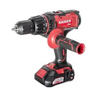 Акумулаторна бормашина RAIDER RDP-SCDI20 Set