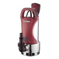 Потопяема помпа за мръсна вода RAIDER RD-WP39