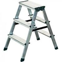 Двустранна алуминиева стълба KRAUSE DOPLO 2x3