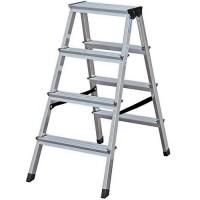 Двустранна алуминиева стълба KRAUSE DOPLO 2x4