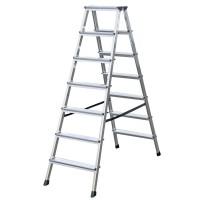 Двустранна алуминиева стълба KRAUSE DOPLO 2x7