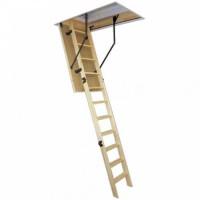 Дървена сгъваема стълба OMAN TERMO