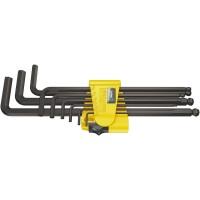 Ключове Г-образни цолови WERA 950 PKL/9 SZ N