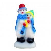 Светеща фигура ROTO - Влюбен Снежен човек